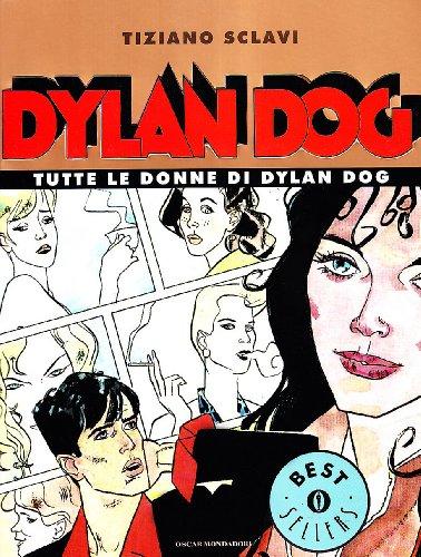 Tutte le donne di Dylan Dog
