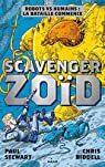 Scavenger , Tome 01 : Scavenger Zoïd par Riddell