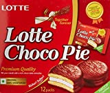 #3: Lotte Choco Pie (Pack of 12), 336g
