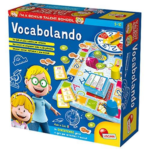 LISCIANI Piccolo Genio-vocabolando -