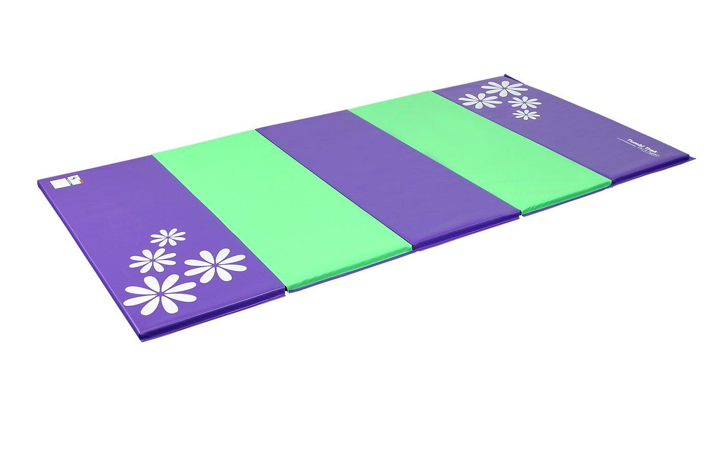 tumbl trak folding gymnastics mat 15m x 3m amazoncouk sports u0026 outdoors