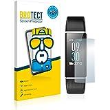 BROTECT Full Cover Schutzfolie für Willful Fitness Tracker SW352 [2er Pack] - Full Screen Displayschutz, 3D Curved, Kristall-Klar