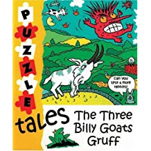 Three Billy Goats Gruff (Puzzle Tales) by Sue Weatherill (1998-09-01)