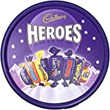 Cadbury Heroes Chocolate Tub, 660 g