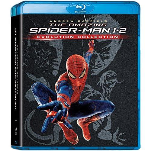 Amazing Spider-Man 1-2 (Edición 2017) [Blu-ray] 3