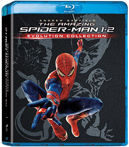 Amazing Spider-Man 1-2 (Edición 2017) [Blu-ray] 61uBaDs 2BRjL