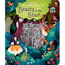 Peep Inside. A Fairy Tale. Beauty And The Beast