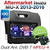 Auto GPS DVD-Player Isuzu Mu-x MUX D-Max Stereo Radio Digital TV USB MP3USB CD