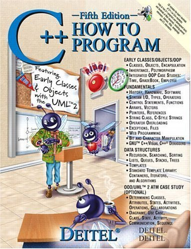 PDF C++ How to Program (5th Edition) 5th (fifth) Edition by Deitel