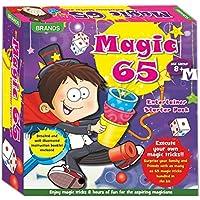 HALO NATION 65 Magic Tricks Play Set Magic Mantra Brands