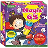 HALO NATION Plastic 65 magic Tricks Mantra Brands Play Set, 249g (Multicolour)