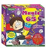 #4: HALO NATION 65 magic Tricks Play Set Magic mantra Brands