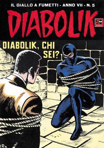 DIABOLIK (107): Diabolik chi sei?