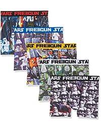 Star Wars Freegun, Bóxer para Hombre (Pack de 5)