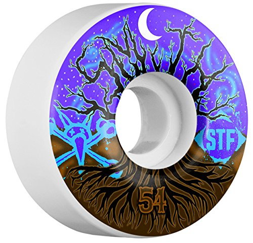 Bones Wheels STF Pro Smith Madalas Größe: 54mm (Bones Stf 54mm)
