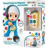 Pocoyo - Peluche Colores Mágicos con Mando