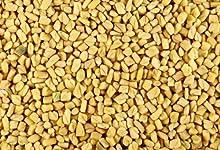 Semillas de fenogreco puro - Especia y hierba asiática - 100 g