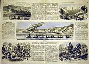 Copie 1854 de Français de Zouaves de Turcs de Soldats de Bataille d'Alma
