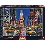Times Square, New York Neon (1000 pc puzzle) by John N. Hansen Co.