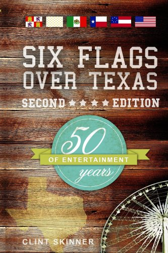 six-flags-over-texas-50-years-of-entertainment-english-edition