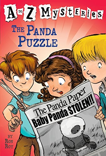The Panda Puzzle (A to Z Mysteries) por Ron Roy