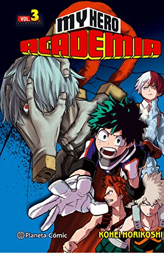 My Hero Academia nº 03 (MY HERO NO ACADEMIA)