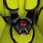 61uCNpKmOBL._SS150_ TecTake 400573 - Seggiolino per auto, gruppo I/II/III, 9-36 kg, 1-12 anni, colore: Verde/Nero