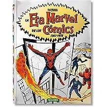 La era Marvel de los cómics. 1961-1978
