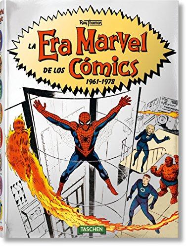 La era Marvel de los cómics. 1961-1978 por Vv. Aa
