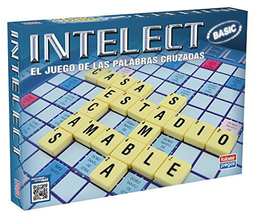 Falomir-Intelect Intelec Basic. Juego Mesa. Family
