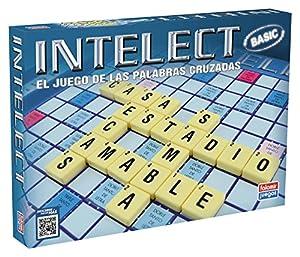 Falomir-Intelect Intelec Basic. Juego de Mesa. Family & Friends, Multicolor (646466)