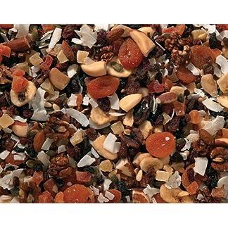 Johnston & Jeff Cage Bird Fruit Nut & Veg Mix Bird Food 700g 8