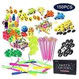 Amy & Benton 150 STÜCKE Party Favor Spielzeug für Kinder Kinder Geburtstag Pinata Füllstoff, Karneval Preise, Klassenzimmer Preis Geschenke für Jungen und Mädchen