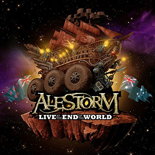 Alestorm: Live - at the End of the World (DVD + Bonus-CD) (Audio CD)