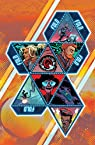 Cave Carson Has an Interstellar Eye par Rivera
