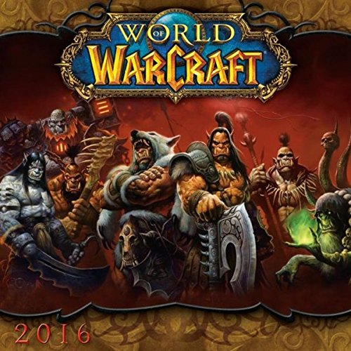 World of Warcraft Wandkalender 2016