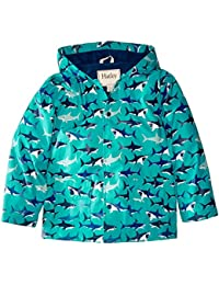 Hatley Boys Rain Coat -Great White Sharks - impermeable Niñas