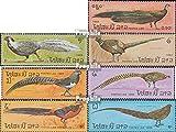 Laos 922-928 (complète.Edition.) 1986 Oiseaux (Timbres pour Les collectionneurs) Oiseaux