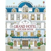 Grand Hotel Doll's House Sticker Book (Doll's House Sticker Books)