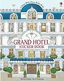 Grand Hotel Sticker Book (Doll's House Sticker Books)