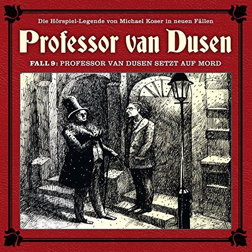 Prof. van Dusen - Die neuen Fälle (9) Prof. van Dusen setzt auf Mord - maritim 2017