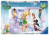 Ravensburger - 10852 - Puzzle Enfant Classique - Fairies - 100 Pièces XXL