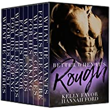 Better When It's Rough (25 Book Alpha Billionaire Romance Box Set) (English Edition)