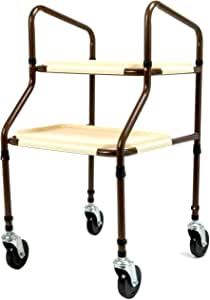 NRS Healthcare M03792 Home Helper Trolley - Standard (Eligible for VAT Relief in The UK)
