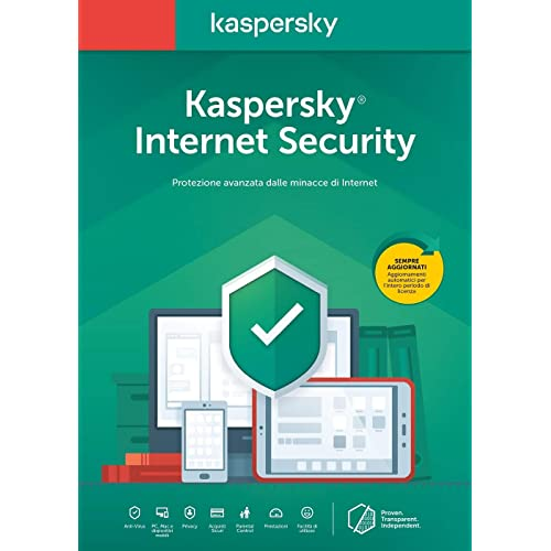 Kaspersky Internet Security 2020 1 User Renewal