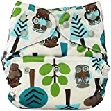 Bumberry Reusable Diaper Cover Without Insert (Multicolor)