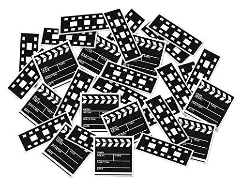 Beistle 50114 Supplies Party-Zubehör schwarz/weiß