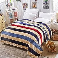 MZMZ-coperta spesso il doppio caldo inverno coperta divano coperta,2150 x200cm