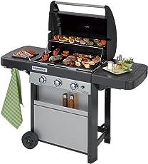 Campingaz 3 Series Classic L, Barbecue a Gas, Nero/Grigio