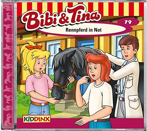 Cover des Mediums: Bibi & Tina - Rennpferd in Not